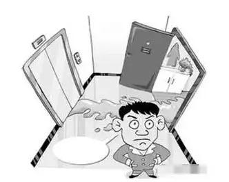 故障,影响电梯的安全使用,主要表现在:一是水汽粘连在电梯电路主版上
